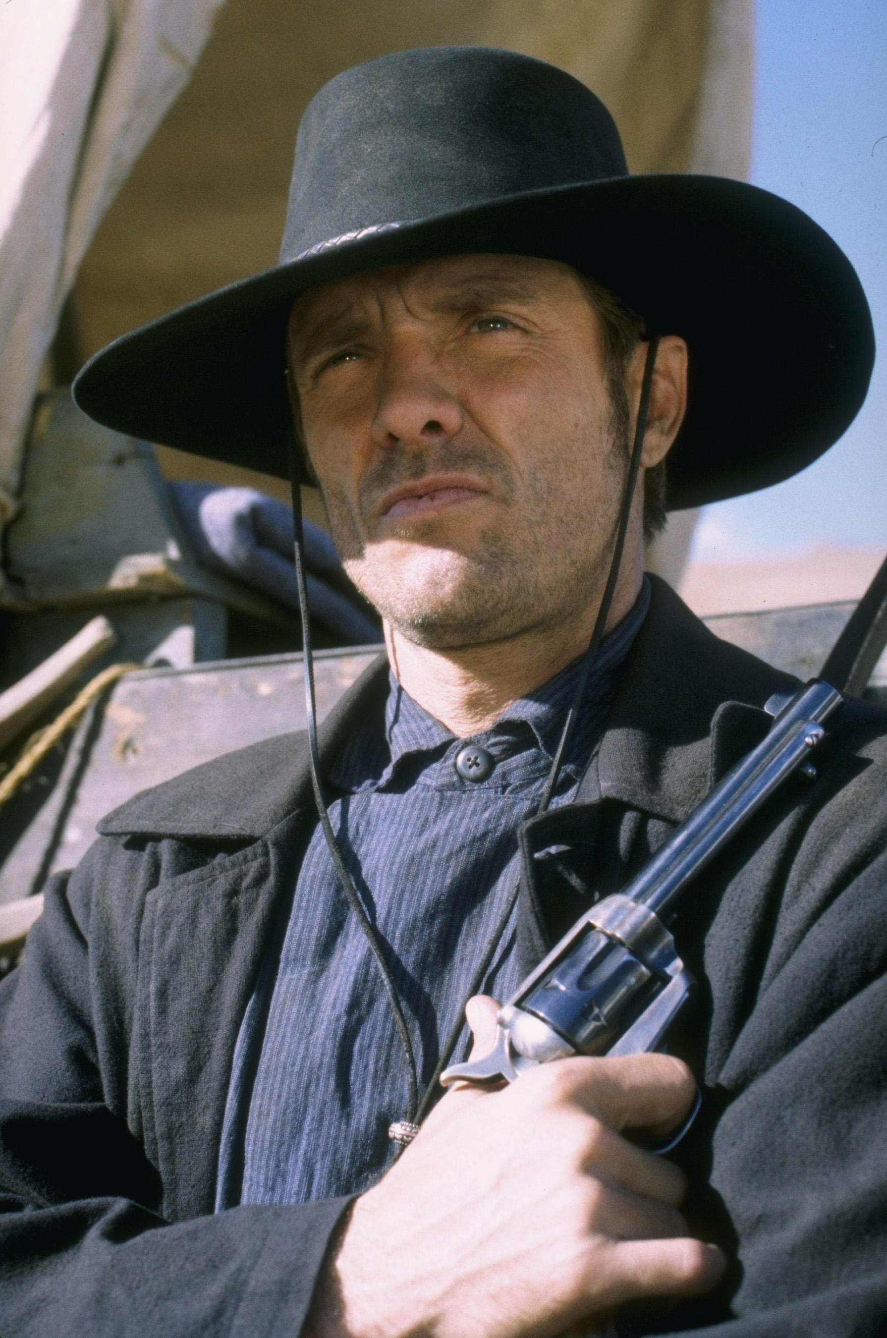 Magnificent 7 - Michael Biehn as Chris Larabee